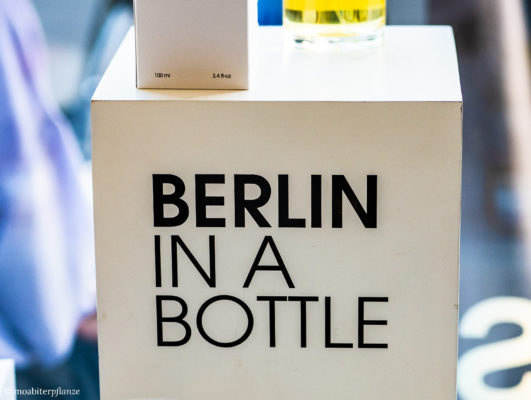 Studio183 x Frau Tonis Parfum – That's the Berlin scent