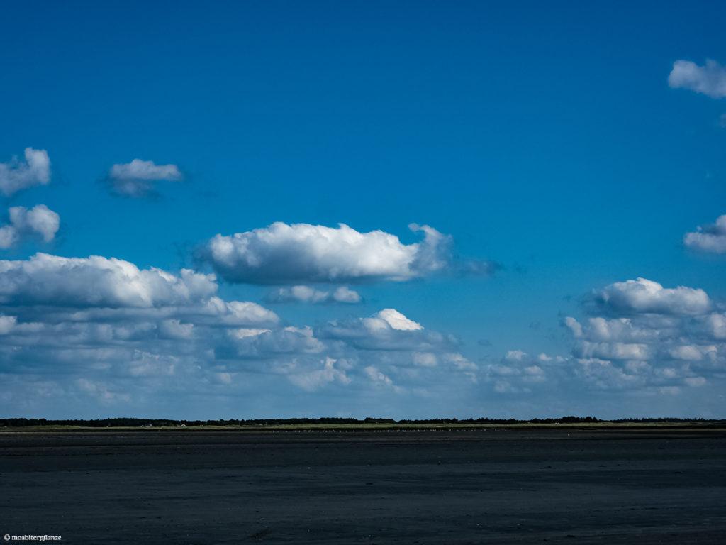 Sand, Strand, Blau, Wolken, Himmel, Weiß