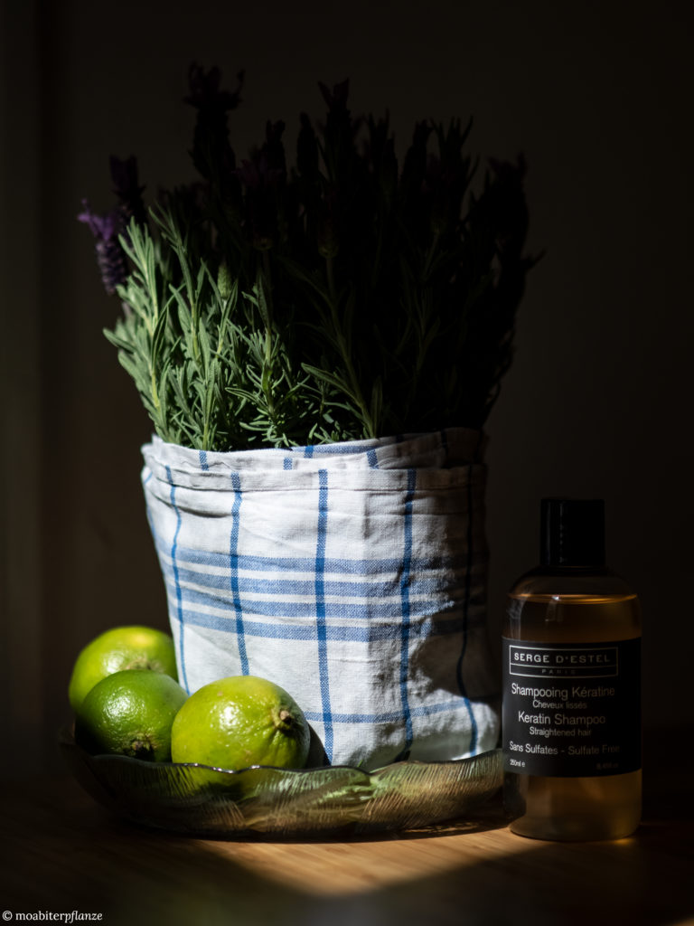 Serge D'Estel Paris, Haarpflege, Shampoo, keine Tierversuche, Sulfatfrei, Silikonfrei, Parabenfrei, ohne EDTA, ätherisches Rosmarinöl, Limonen